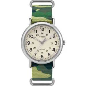 Timex Slip-Thru Strap Watch with no delivery charges.