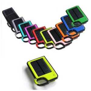 Tag Along Solar Charger