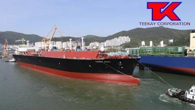Oficial A Teekay abriu processo seletivo para 4 novas unidades offshore rumo ao Brasil