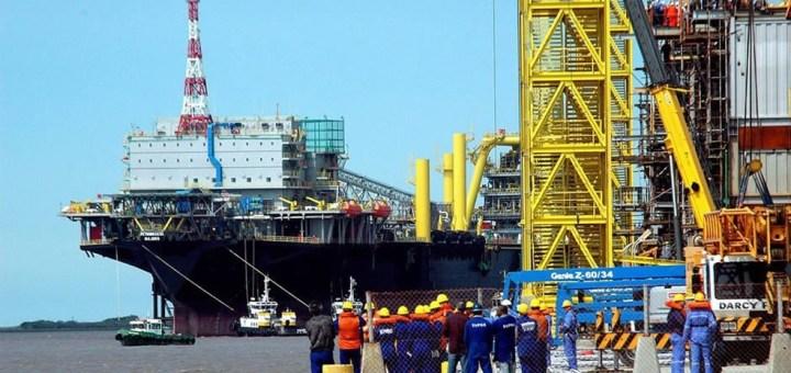 Ecovix está realizando o desmonte de unidades offshore