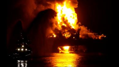 Explosão ocorreu em New Orleans