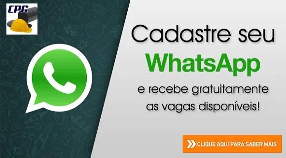 Whatsapp empregos grupos