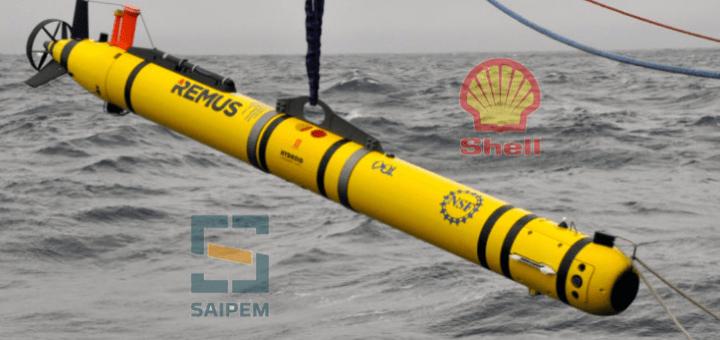 Shell e Saipem potência em veiculos autonomos