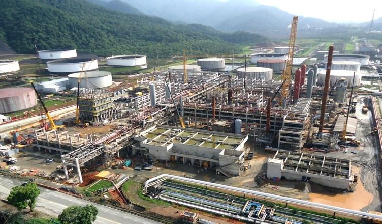 petrobras investimento na refinaria