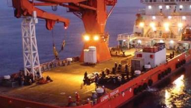 Macaé cepem offshore maritimo