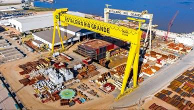 estaleiro rio grande industria naval