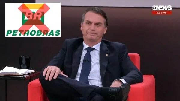 Bolsonaro privatizar petrobras estatais