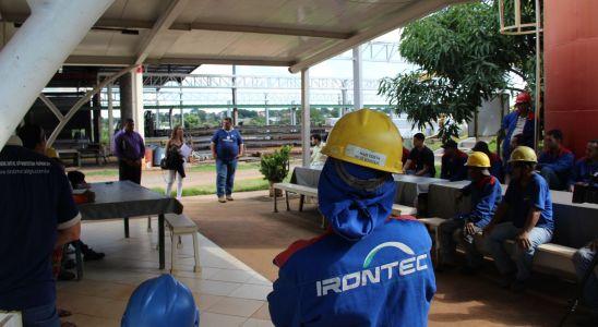 Irontec contrata profissionais para Goiânia