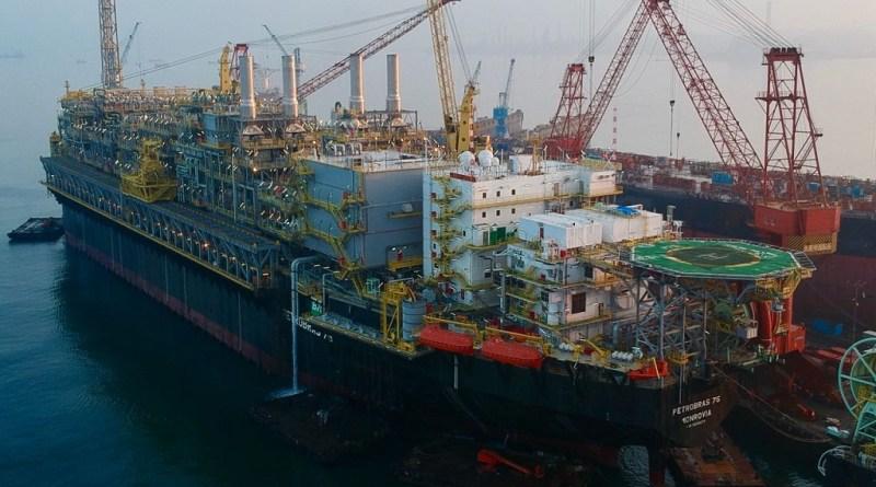 Resultado de imagem para Petrobras assina contrato de hotelaria marítima para atender a plataforma FPSO P-75