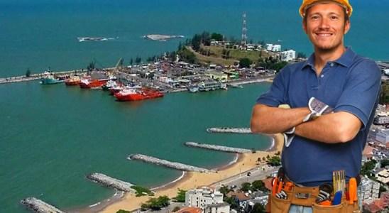 macaé obras e vagas empregos offshore