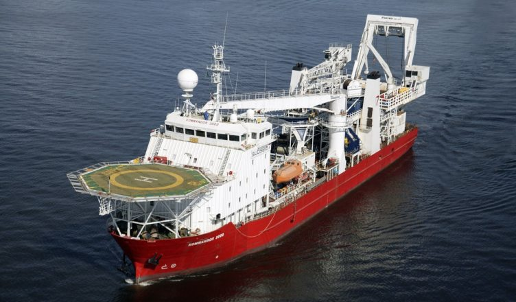 Subsea 7 tullow contrato