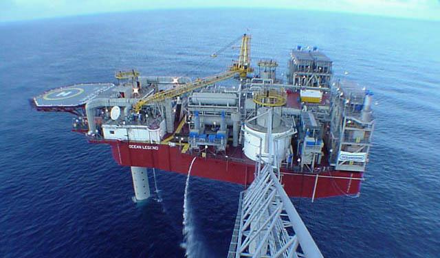 oceaneering offshore macaé Niterói