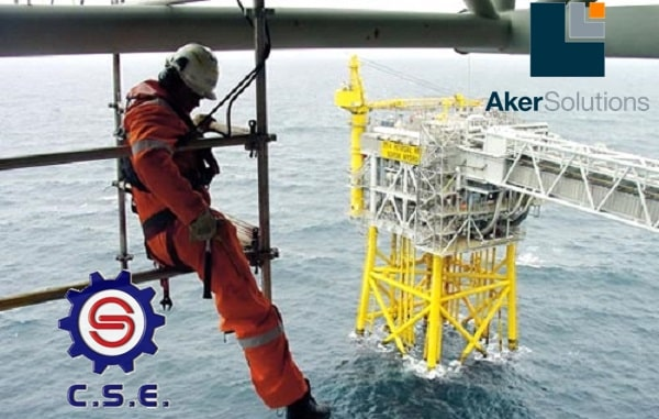 cse aker vagas offshore montadores de andaimes