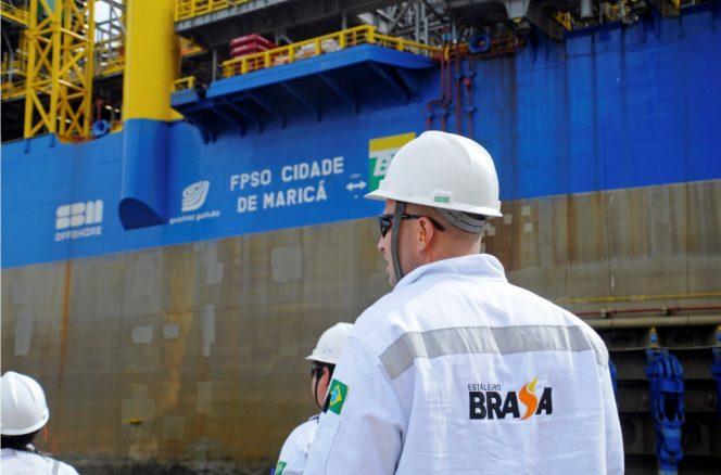 sbm offshore estaleiro brasa vagas