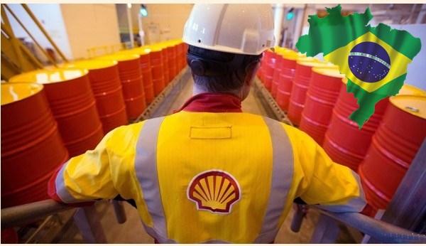 shell lucros 2018 profits Brasil
