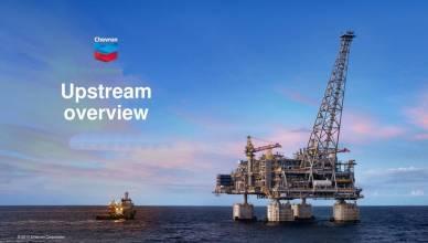 UPSTERAM Brasil Chevron negócios