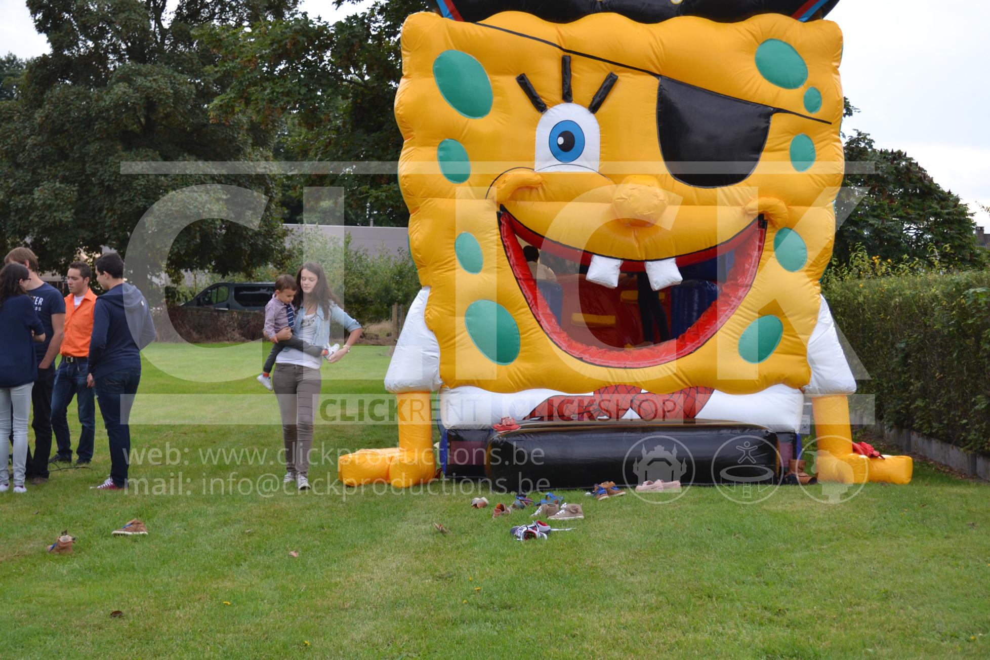 Spongebob Piraat Little Run huren