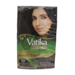 Vatika Henna black color in pakistan