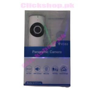 Panoramic pc web camera V-380 - shop online in pakistan