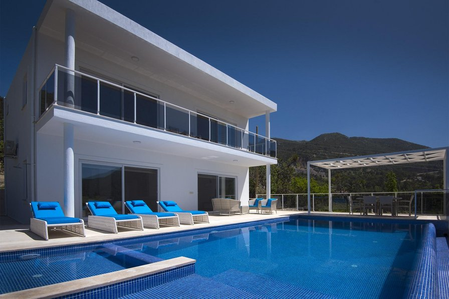 Villa To Rent In Kalkan Turkey With Private Pool 187774