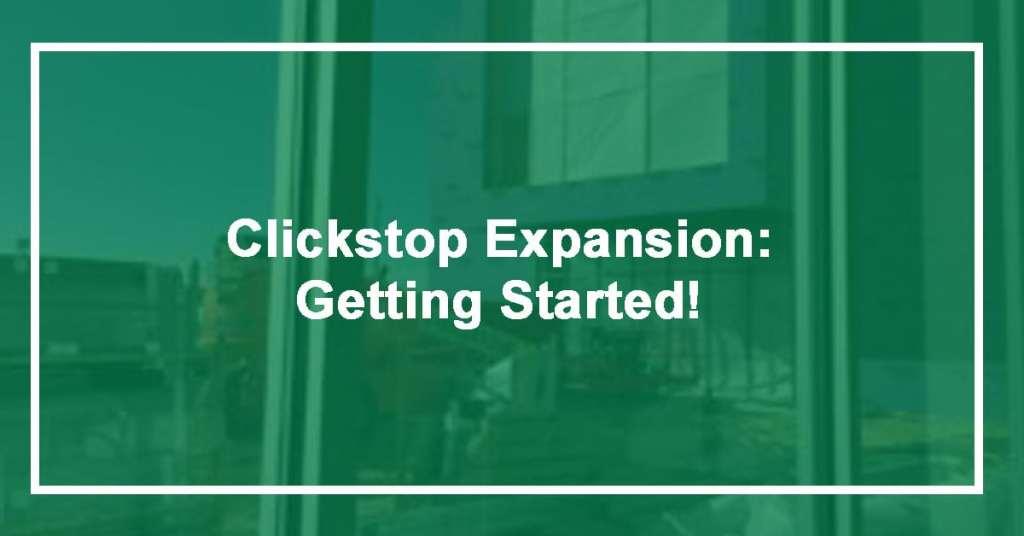 Expansion-Start