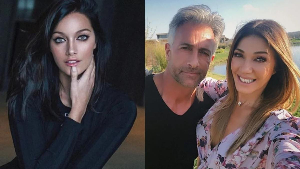Oriana Sabatini confesó que está «un poco» enamorada de su papá