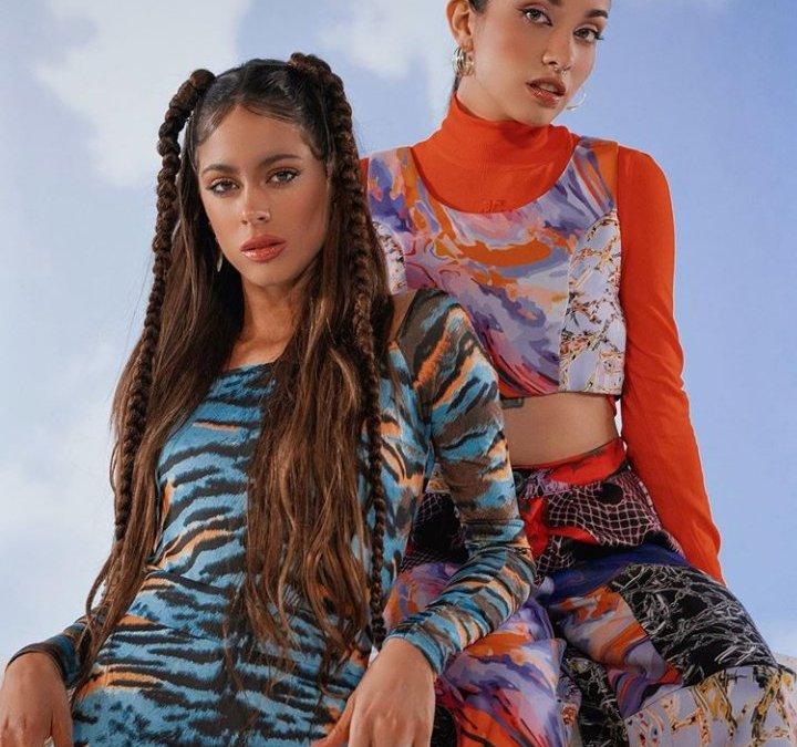 Tini y Maria Becerra presentaron «High Remix»