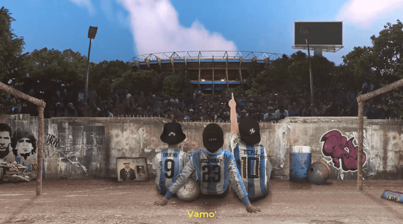 """""""Jugador del año"""", el nuevo tema de Trueno, Acru y Bizarrap"""