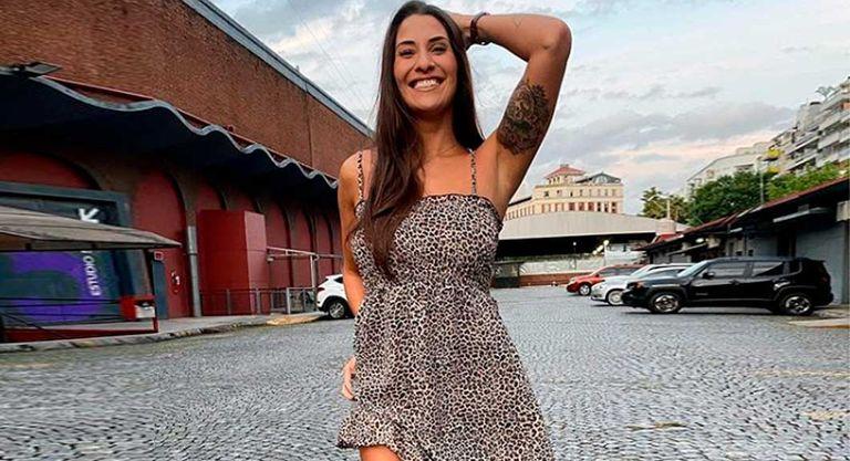 Ivana Nadal y un polémico mensaje contra el uso de los barbijos
