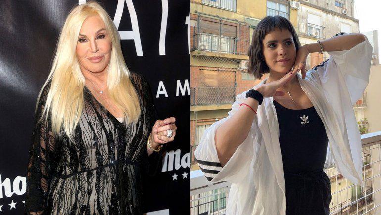 Sofi Morandi protagonizará una serie junto a Susana Giménez