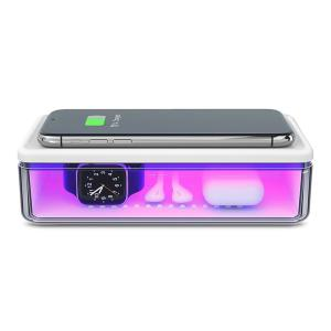 Portable Multi-Functional UV Sterilizer & Wireless Charger