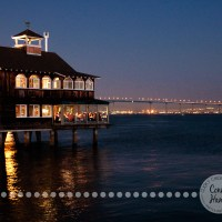 Nighttime // Seaport Village {Photo Challenge}
