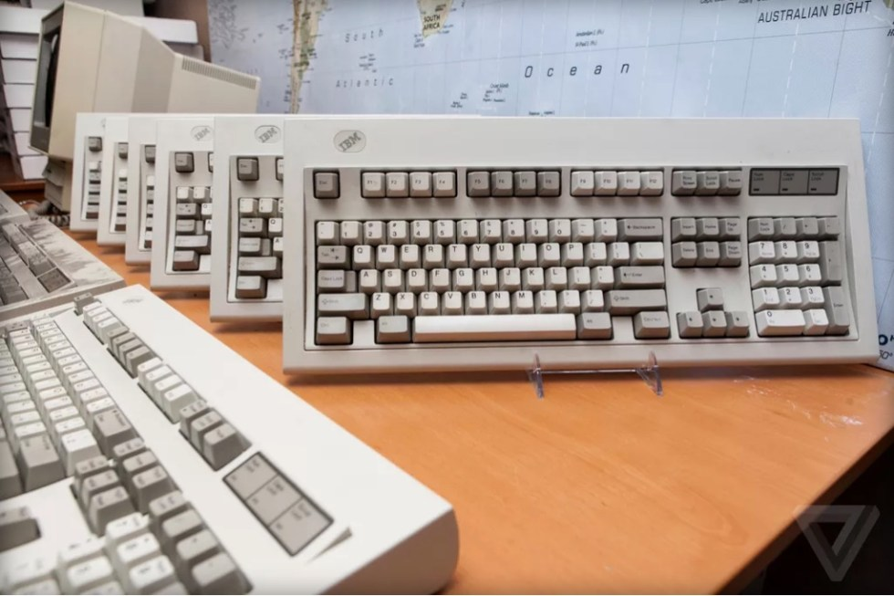 d470a9eb1f1 LinusTechTips reminisces about the IBM Model M keyboard. ""