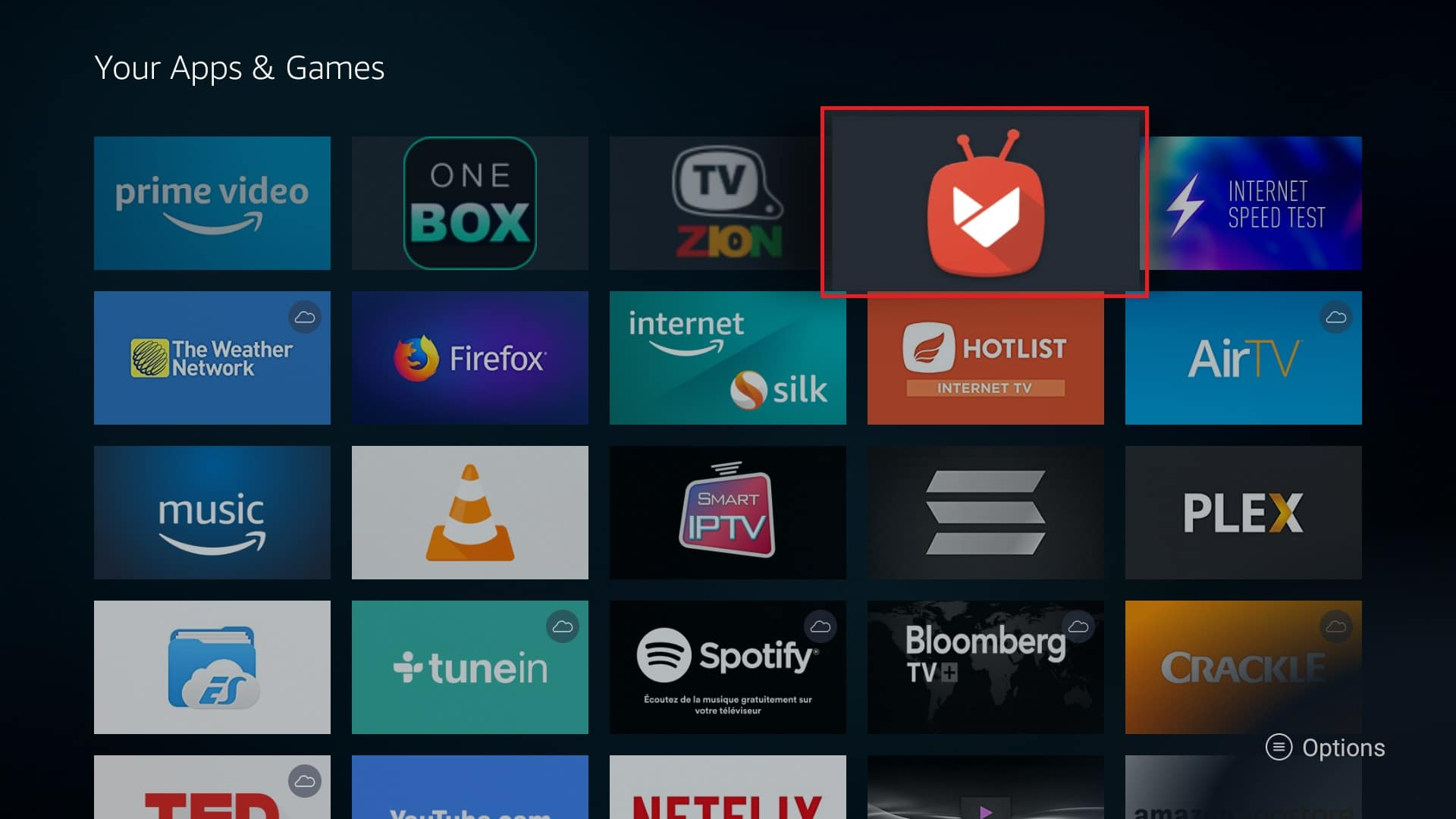 If you have a Fire TV, You need This App! - ClickyTV, the