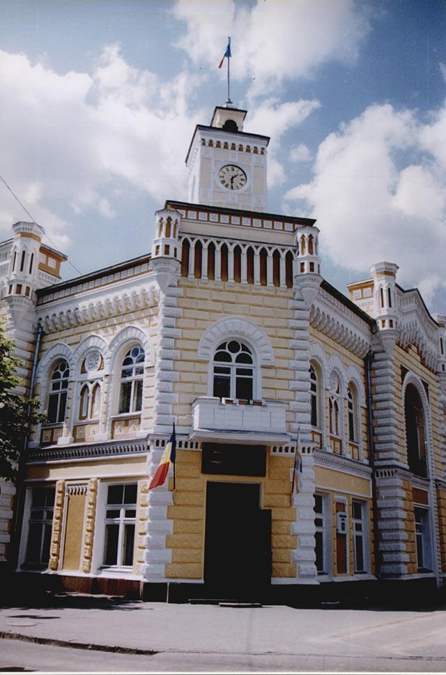 Primaria Chisinau. Oaza de romanism din Capitala peste Prut