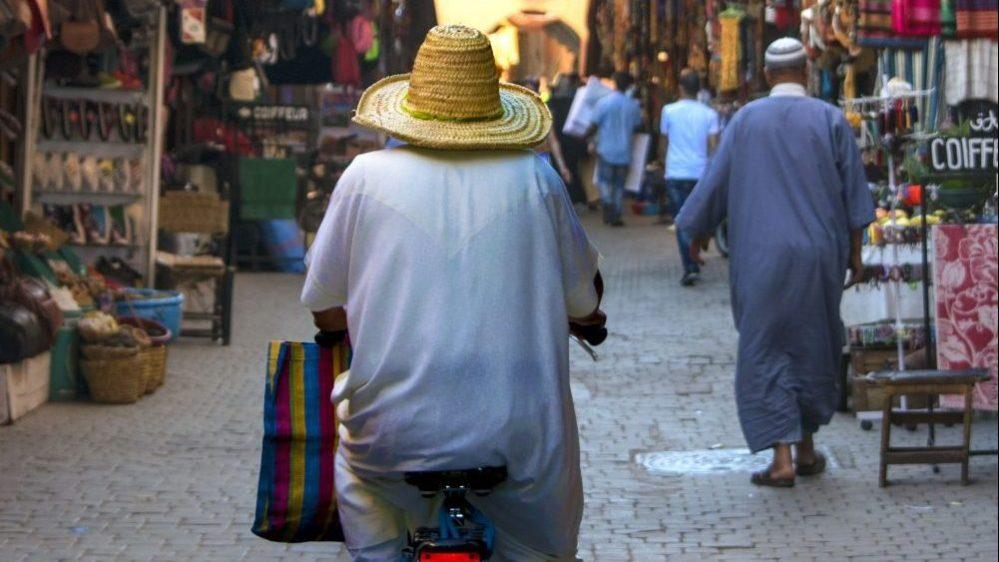 Suk di Marrakech