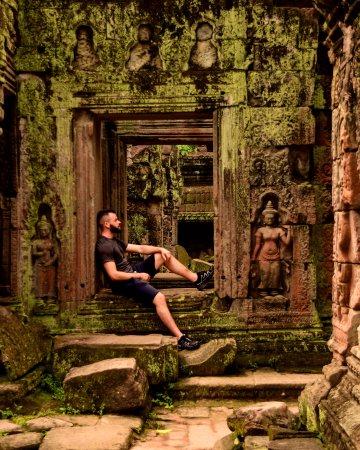 Visitare Angkor: Preah Khan