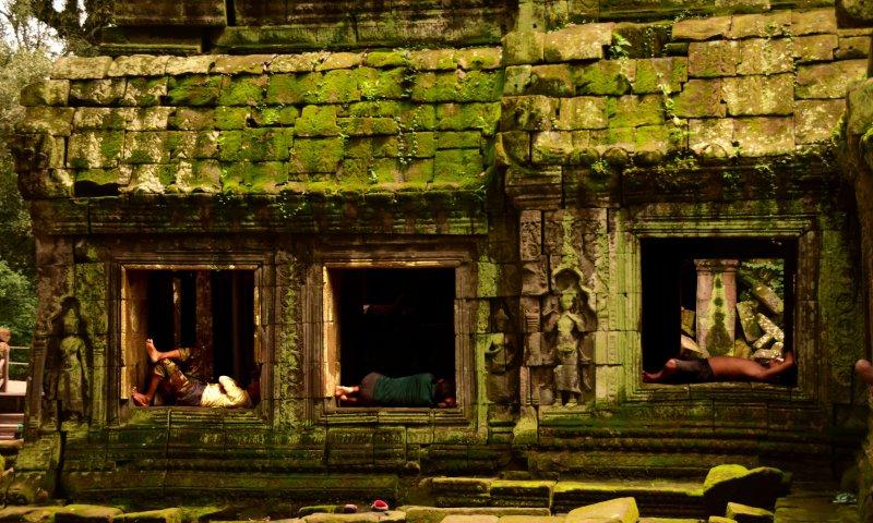 Visitare Angkor: Ta Phrom