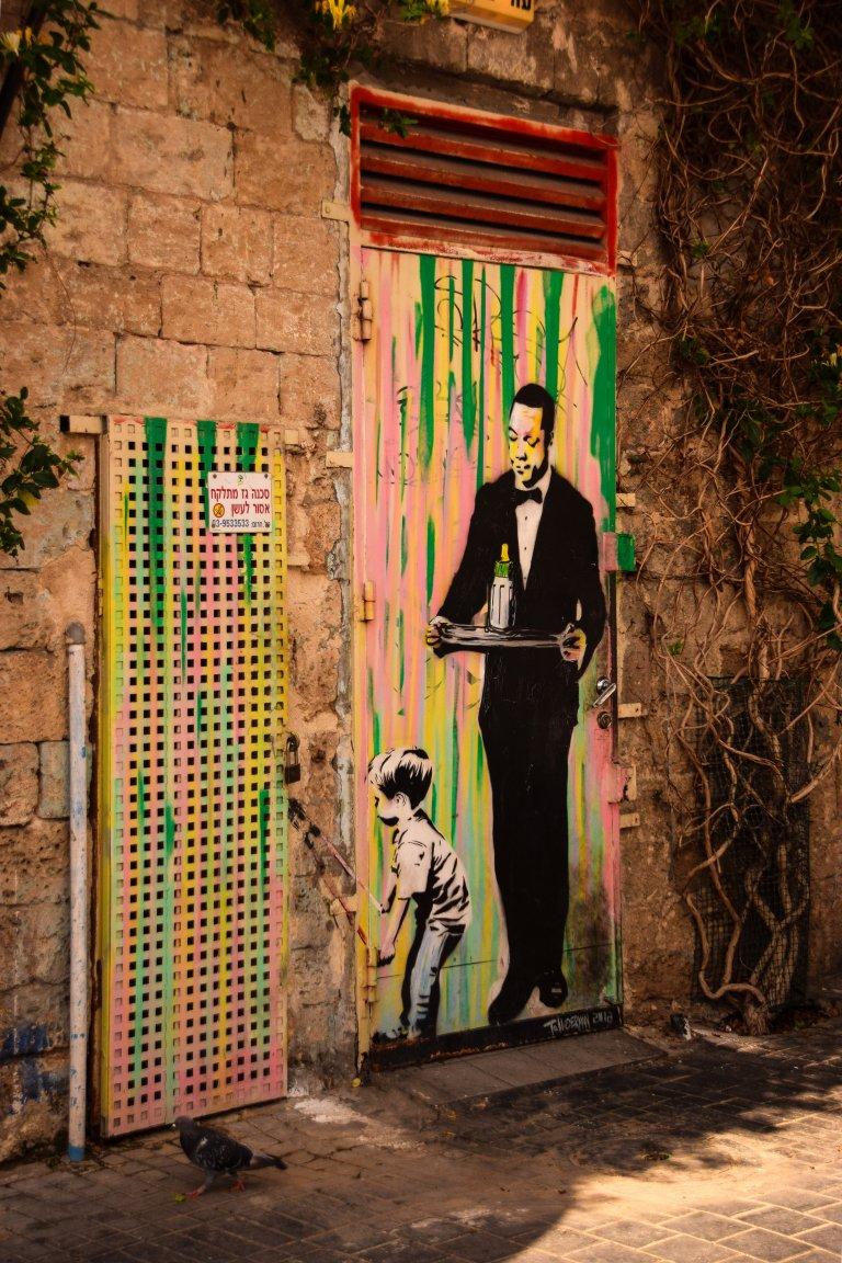 Jaffa Tel Aviv street art