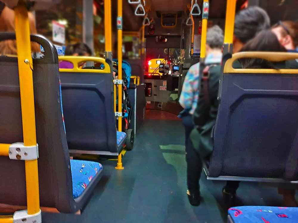 Brisbane trasporti autobus
