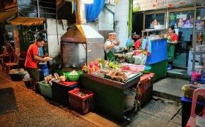 Cosa mangiare a Bangkok