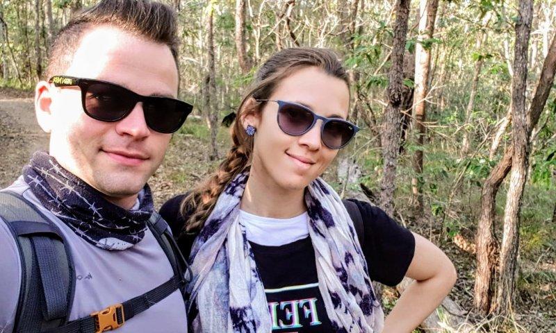 Brisbane Toohey Forest Il nostro Trekking