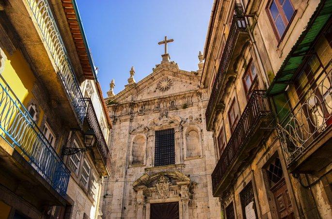 Porto Igreja de Nossa Senhora da Vitoria
