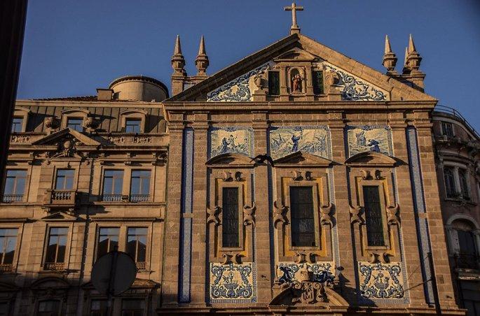 Porto Igreja de Santo Antonio Congregados