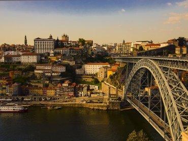 Porto Ponte Dom Luis