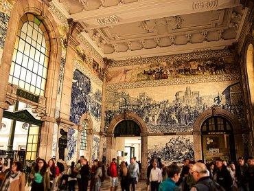 Porto Stazione Sao Bento interno