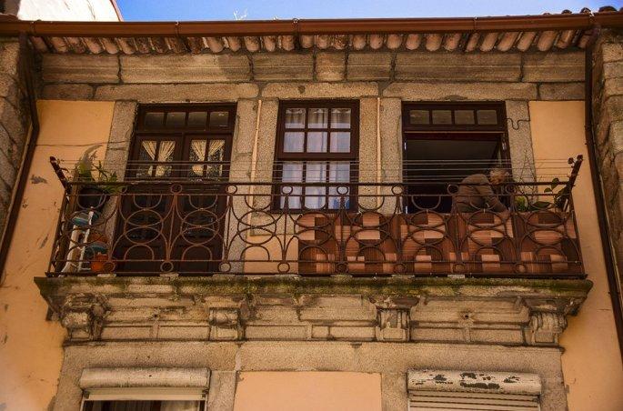 Porto Immagini di Vita per le Strade
