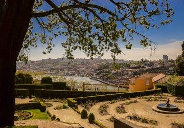 Porto: Panoramica dai giardini romantici