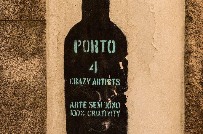 Vila Nova De Gaia: murales