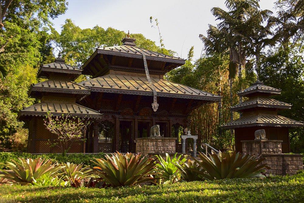 Cosa fare a Brisbane La Pagoda Nepalese nel cuore della città